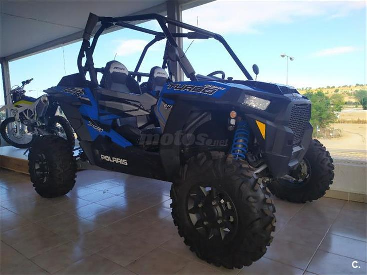 POLARIS RZR XP 1000 TURBO AZUL