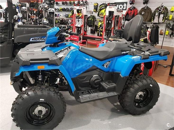 POLARIS SPORTMAN 570 TOURING EPS