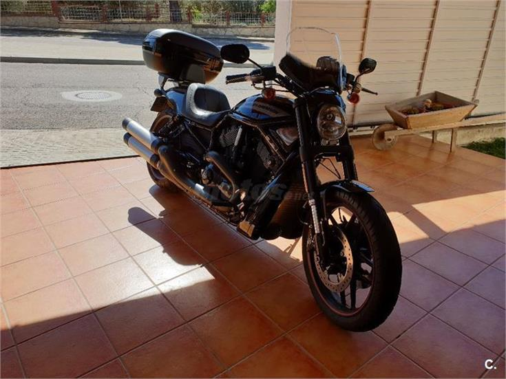 HARLEY DAVIDSON VRSC Night Rod Special