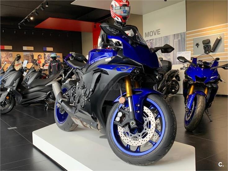 Yamaha Yzf R1 998 De Color Azul Del Ano 2019 Con 0km A Coruna 6947829