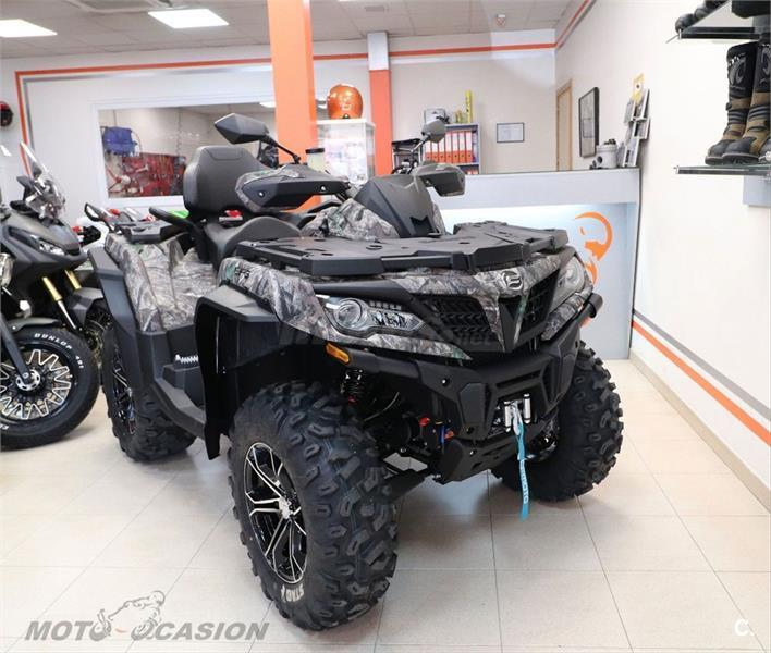 CFMOTO C FORCE 1000 4X4 EPS MATRICULADO OCIO