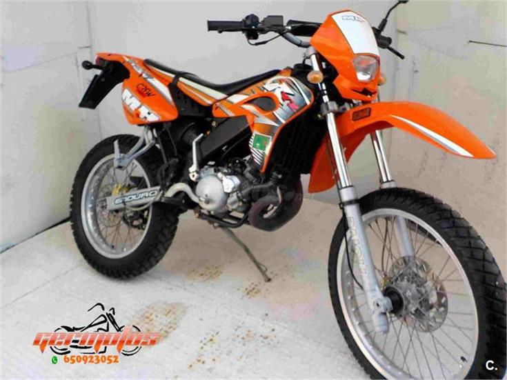 MOTOR HISPANIA RYZ Enduro