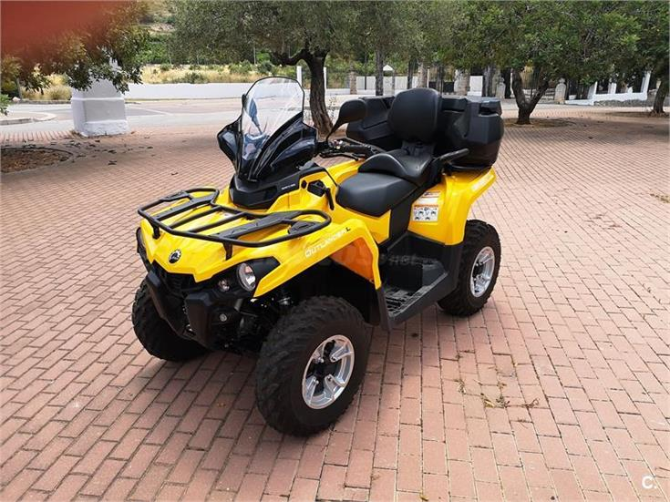 CAN-AM Outlander L Max DPS 450