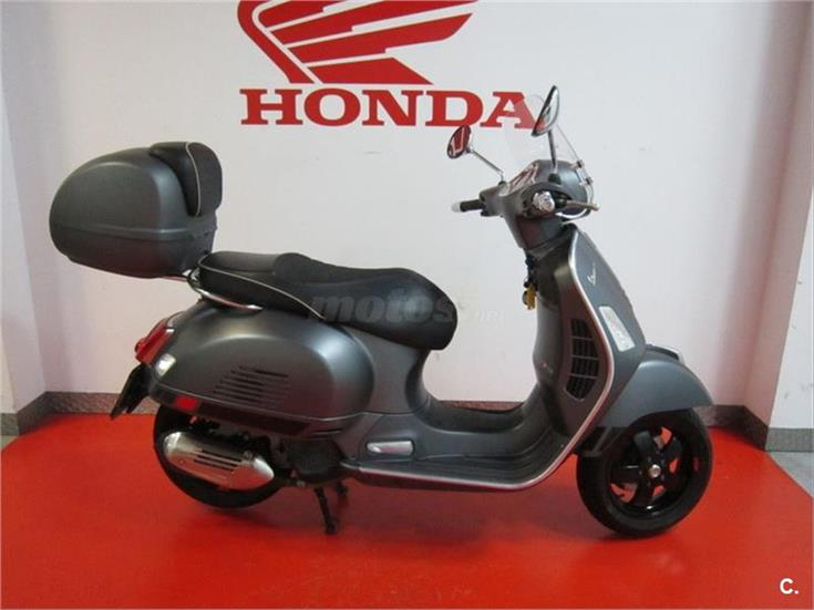 VESPA GTS 125 ie SuperSport ABS  ASR