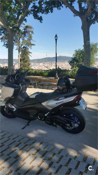 YAMAHA T-Max 530 ABS SX Sport Edition