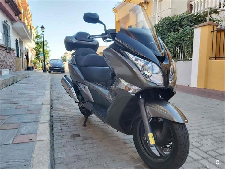 HONDA SILVER WING 600 ABS