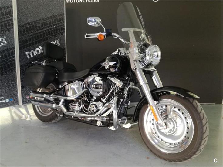 HARLEY DAVIDSON Softail Fat Boy S