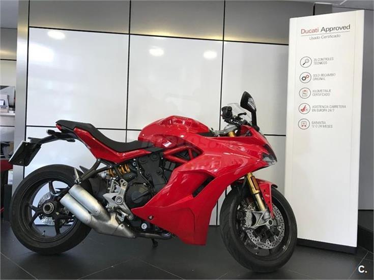 DUCATI SuperSport S