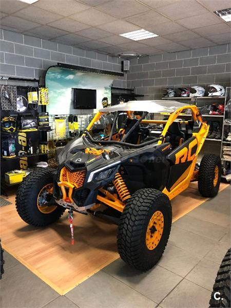 CAN-AM MAVERICK X3 XRC