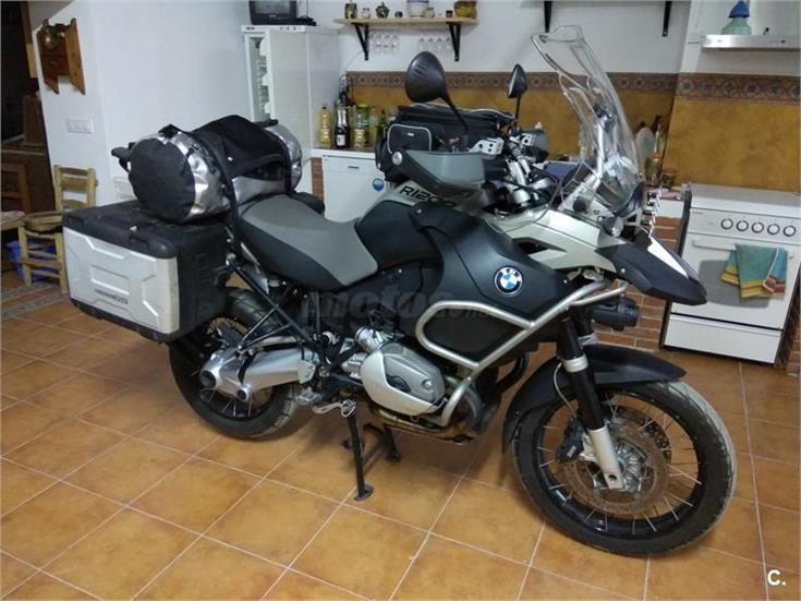 BMW R 1200 GS Adventure 105cv