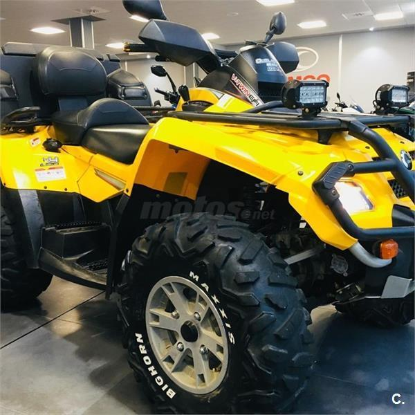 CAN-AM 650 XT MAX