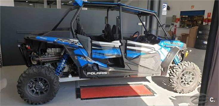 POLARIS RZR XP 1000 TURBO 4P