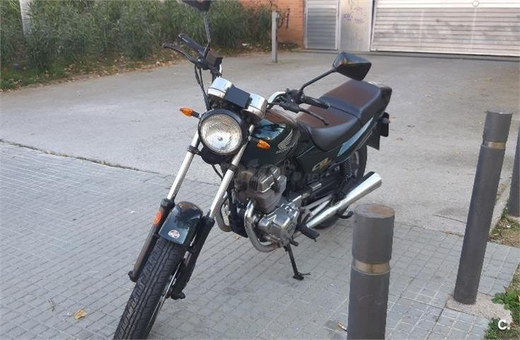 HONDA CB 250 TWO FIFTY