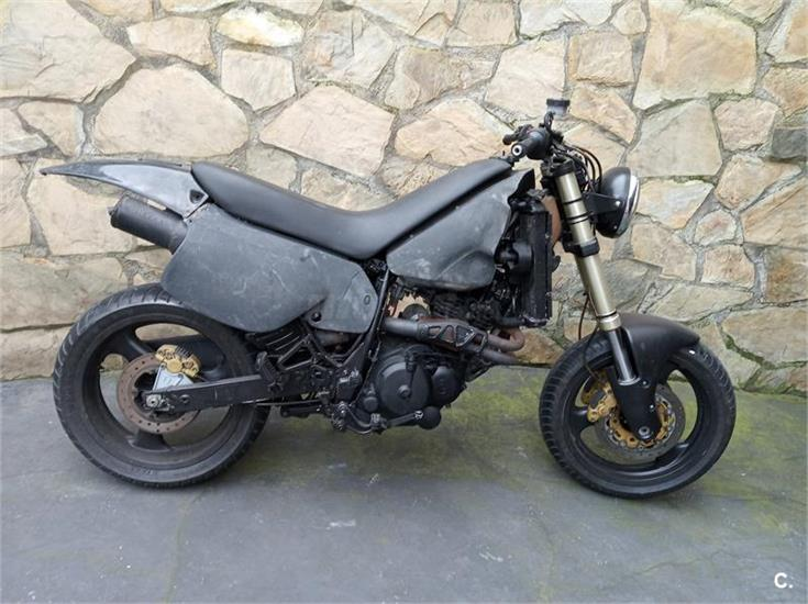Despiece de Gilera RC 600 Nordwest