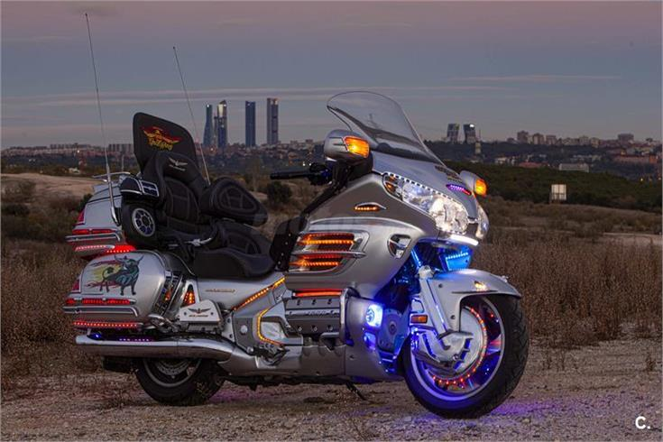 HONDA GL 1800 Goldwing