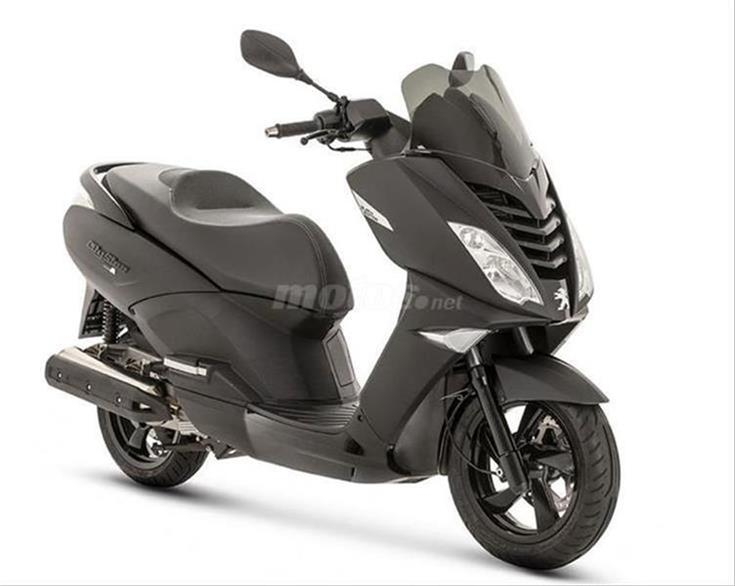 PEUGEOT Citystar 125 Smartmotion