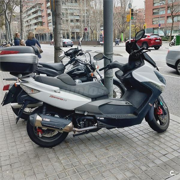 KYMCO Xciting 500 R ABS