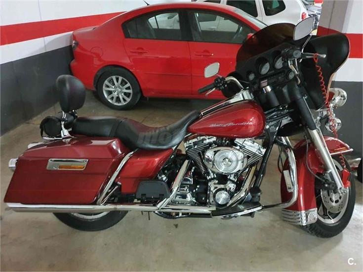 HARLEY DAVIDSON Touring Electra Glide Classic