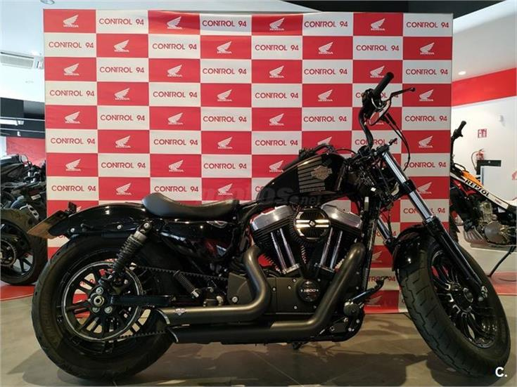 HARLEY DAVIDSON Sportster Forty-Eight Special