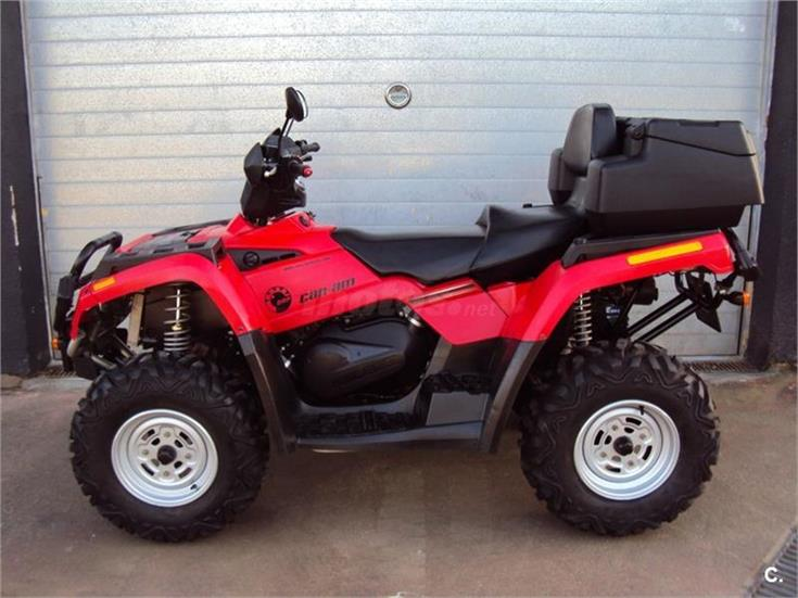CAN-AM OUTLANDER 400 MAX