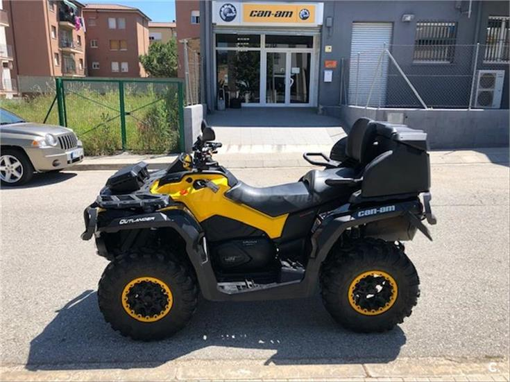CAN-AM OUTLANDER MAX XTP