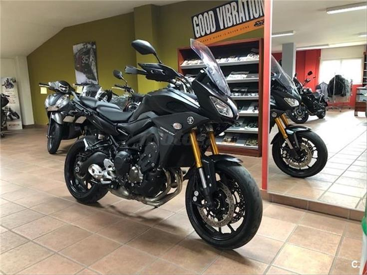 YAMAHA MT-09 ABS TRACER