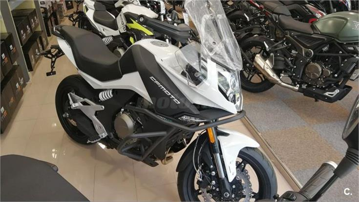CFMOTO 650MT Limited
