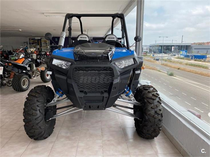 POLARIS POLARIS RZR  1000 TURBO