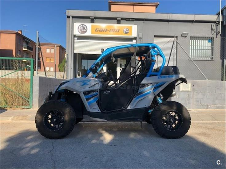 CAN-AM MAVERICK 1000 XXC