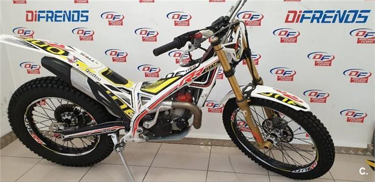 TRS MOTORCYCLES ONE GOLD SERIES 280