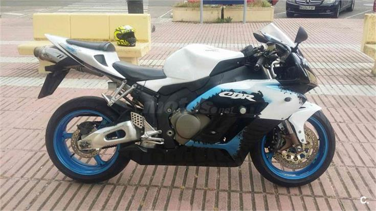 vendo cbr 1000rr madrid: