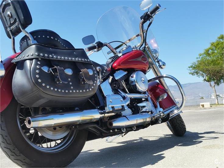 Vintage Harley Davidson Colores De Pintura