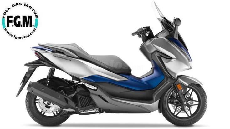 honda forza 125 scooter 125cc gasolina de color del a o 2019 con 1km madrid nuevo 6744087. Black Bedroom Furniture Sets. Home Design Ideas