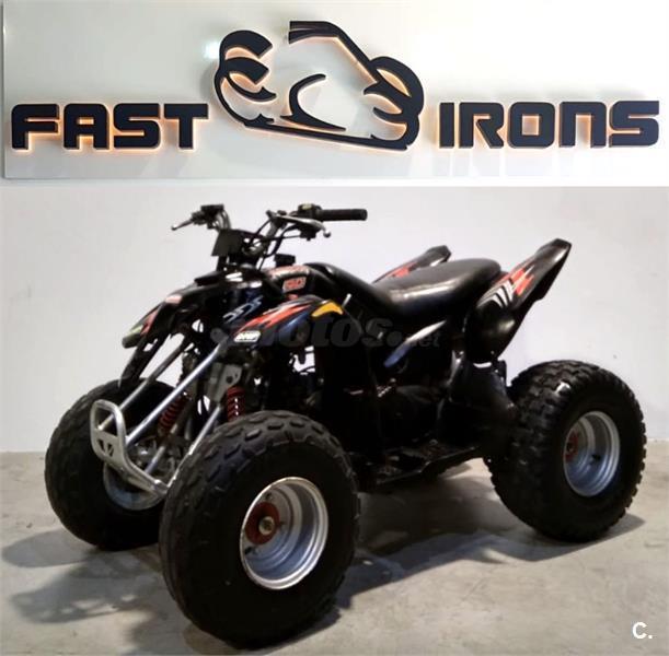 Polaris Predator 90 90 De Color Negro Del A U00f1o 2003 Con 49126km Madrid 6889299