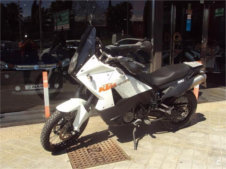 Ktm 990 adventure 999 de color blanca del a o 2010 con 65025km granada 6891992 - Coches por 100 euros al mes sin entrada ...