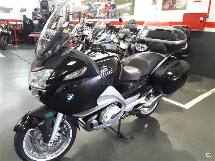 bmw r 1200 rt 110cv 1170 de color negro del a o 2009 con 54000km madrid 6894126. Black Bedroom Furniture Sets. Home Design Ideas