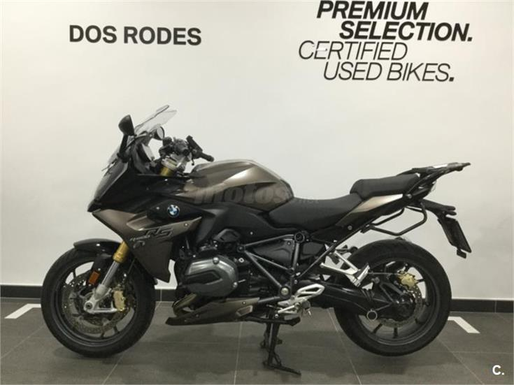 bmw r 1200 rs 1170 de color bronze hielo negro tormenta del a o 2018 con 10350km valencia 6894732. Black Bedroom Furniture Sets. Home Design Ideas