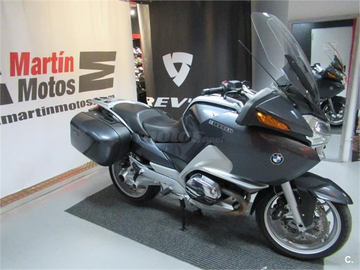 bmw r 1200 rt 110cv 1170 de color titanio del a o 2005 con 81343km navarra 6894810. Black Bedroom Furniture Sets. Home Design Ideas