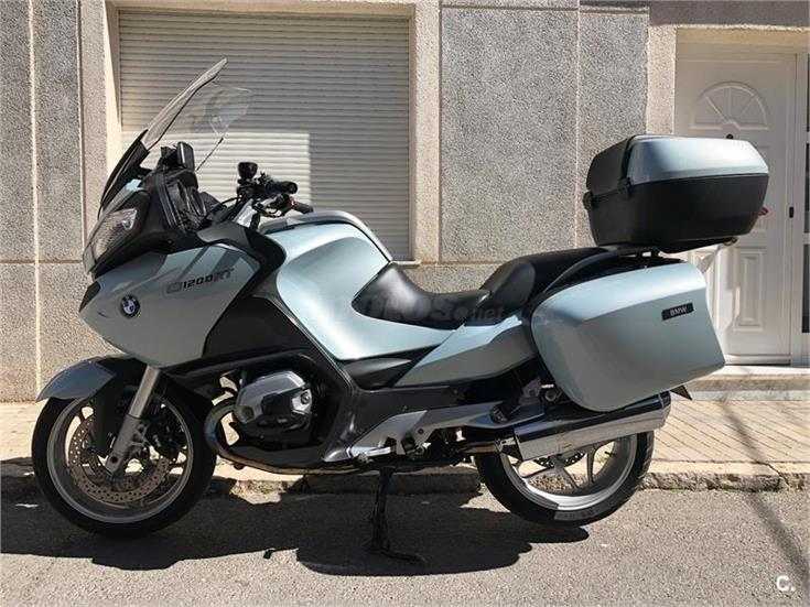 bmw r 1200 rt 1200 de color gris del a o 2011 con 156000km alicante 6895197. Black Bedroom Furniture Sets. Home Design Ideas