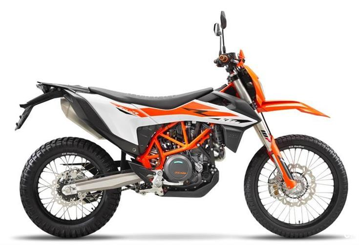 ktm 690 enduro r 690 de color del a o 2019 con 0km madrid. Black Bedroom Furniture Sets. Home Design Ideas