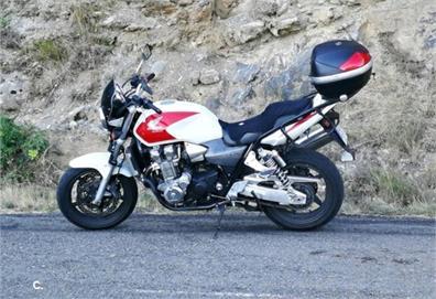 Motos HONDA cb 1300 de segunda mano y ocasión en Cádiz