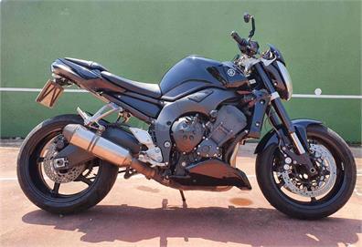 Motos YAMAHA fz1 n de segunda mano y ocasión en Granada