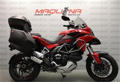 1 Motos Ducati Multistrada 1200 S Granturismo De Segunda Mano Y Ocasión Venta De Motos Usadas Motos Net
