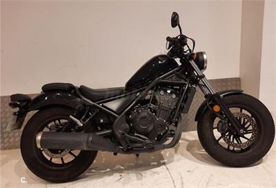 17 Motos Honda Cmx500 Rebel De Segunda Mano Y Ocasión Venta De Motos Usadas Motos Net