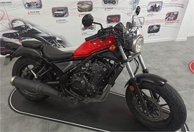 1 Motos Honda Cmx500 Rebel De Segunda Mano Y Ocasión En Cádiz Motos Net
