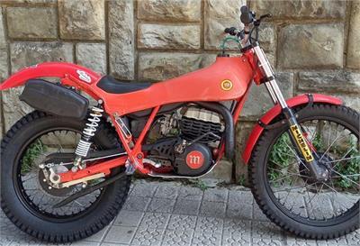 1 Motos Montesa Cota 349 De Segunda Mano Y Ocasión En Vizcaya Motos Net