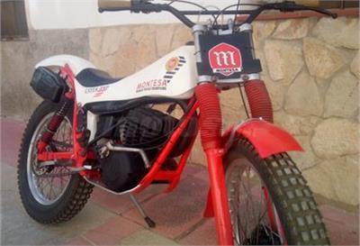 5 Motos Montesa Cota 349 De Segunda Mano Y Ocasión Venta De Motos Usadas Motos Net