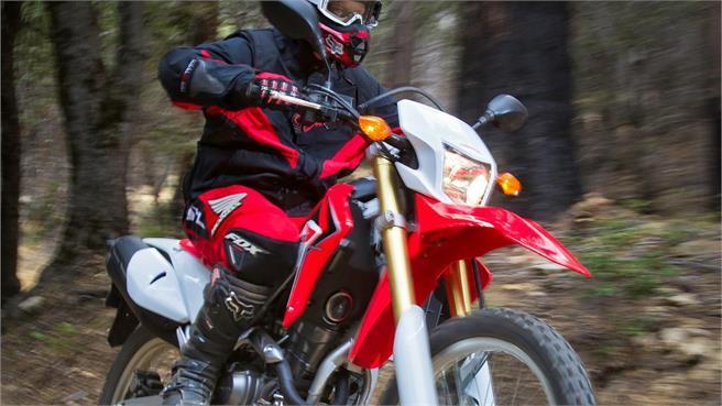Honda CRF250 L para el próximo verano