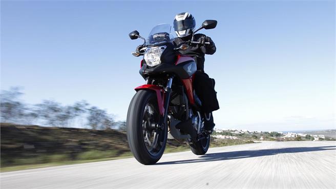 Presentación Honda NC700 X