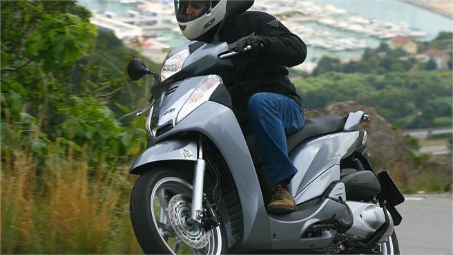 Honda SH300i Scoopy